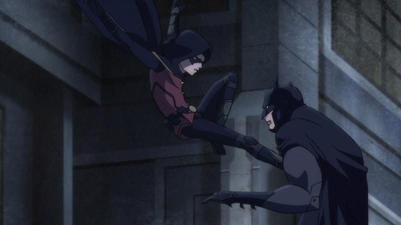 Batman VS Robin - Image - Imagem 5