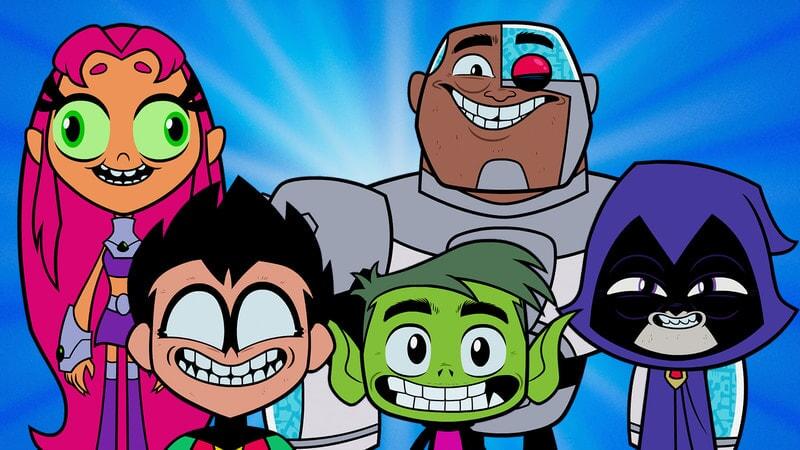 Os Jovens Titãs em Ação! Nos Cinemas - Image - Imagem 1
