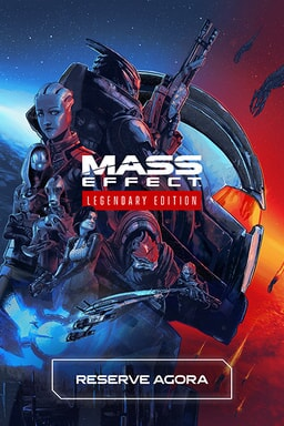 Mass Effect Legendary Edition - Arte principal