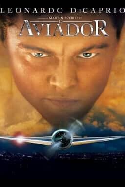 O Aviador - Arte principal