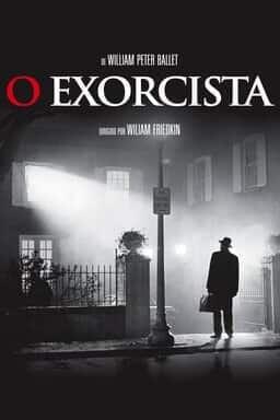 O Exorcista (1973) - Arte principal
