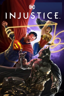 Injustice - Arte principal