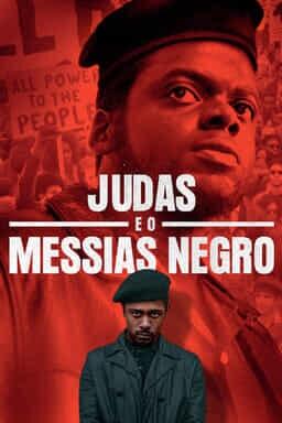 Judas e o Messias Negro - Arte principal