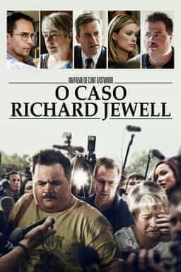 O Caso Richard Jewell  - Arte principal