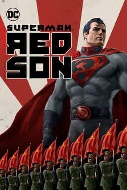 Superman: Red Son - Arte principal