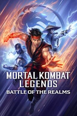 Mortal Kombat Legends: Batalha dos Reinos - Arte principal