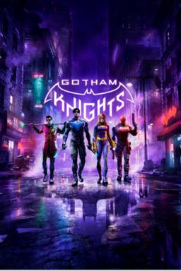 Gotham Knight - Arte principal