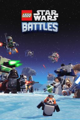 Lego Star Wars Battles Key Art