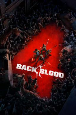 Back 4 Blood - Arte principal