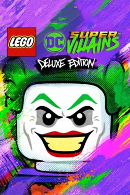 LEGO DC SUPER VILLAINS DELUXE - Arte principal