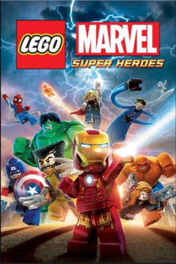 LEGO Marvel Super Heroes - Arte principal