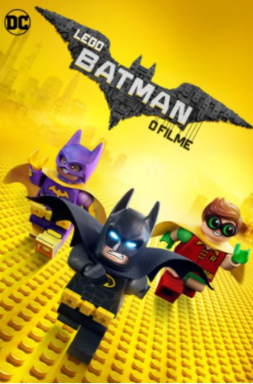 Lego Batman: O Filme  - Arte principal