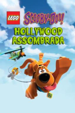 LEGO Scooby-Doo! Hollywood Assombrada - Arte principal