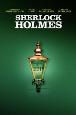 Sherlock Holmes - Arte principal