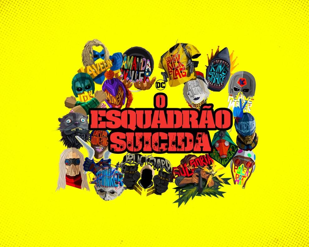 TOP 10 CURIOSIDADES - O ESQUADRÃO SUICIDA