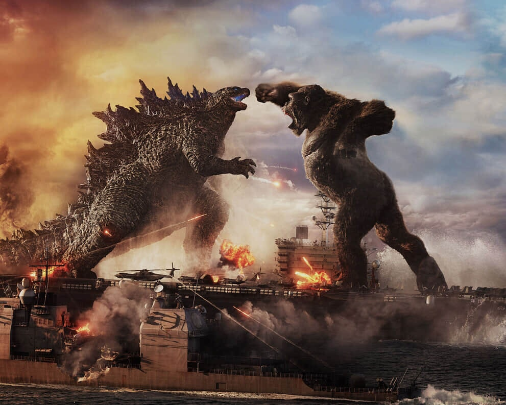 GODZILLA e KONG - os games em que os titãs já apareceram!