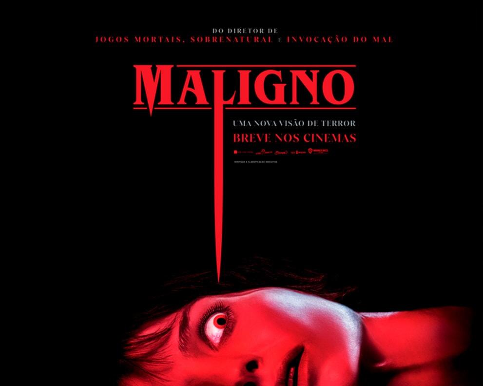 MALIGNO, novo filme de JAMES WAN, já está nas principais plataformas digitais!