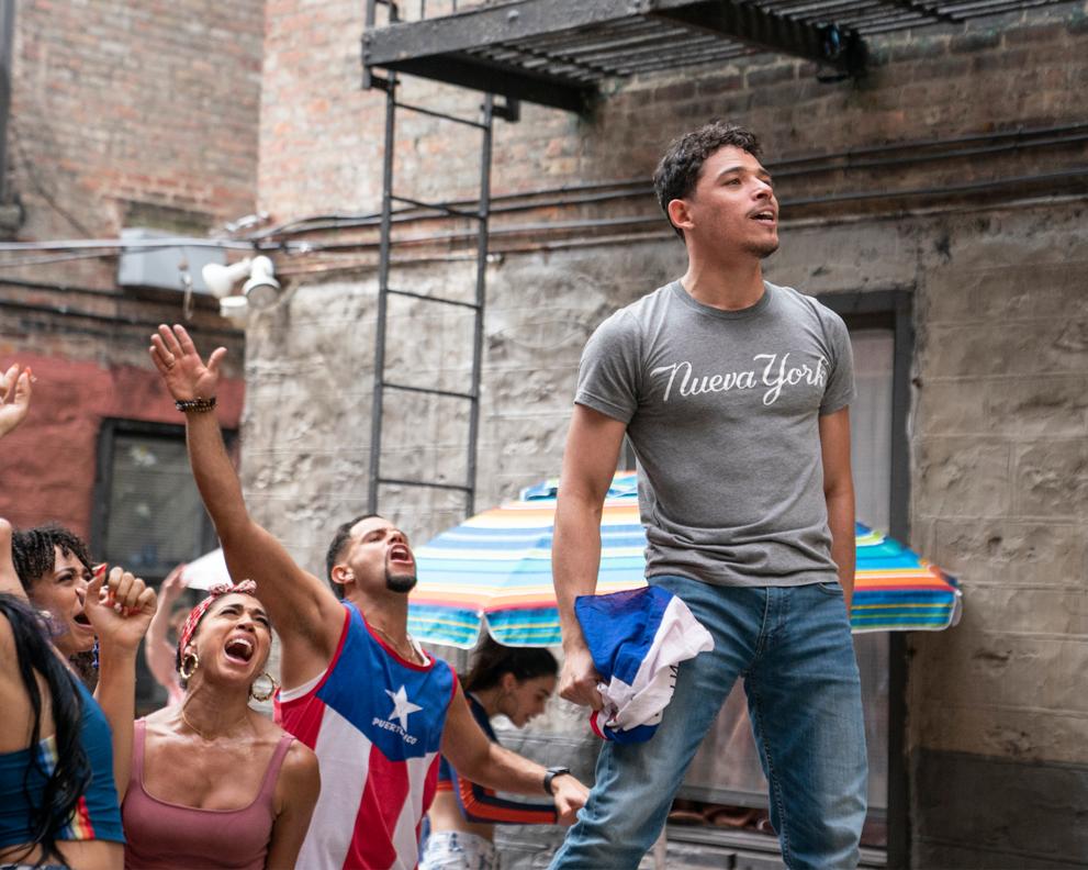 """""""EM UM BAIRRO DE NOVA YORK"""" é uma carta de amor à cultura latina"""